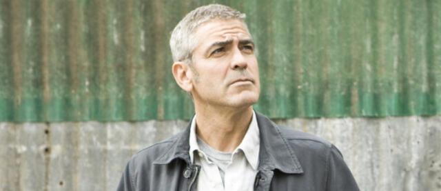 George Clooney in The American von Anton Corbijn