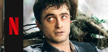 Bild zu:  Daniel Radcliffe in Swiss Army Man
