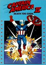 Captain America II: Death Too Soon - Poster