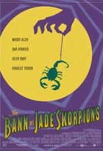 Im Bann des Jade Skorpions Poster