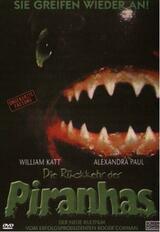 Die Rückkehr der Piranhas - Poster
