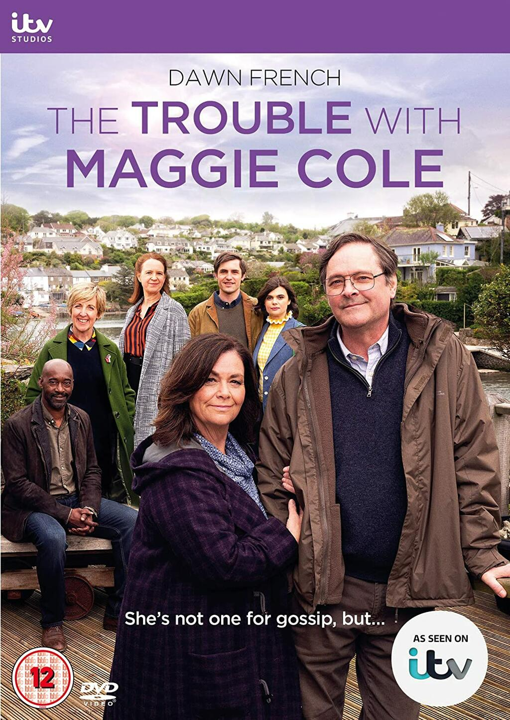 The Trouble with Maggie Cole