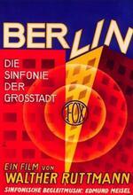 Berlin: Die Sinfonie der Großstadt Poster