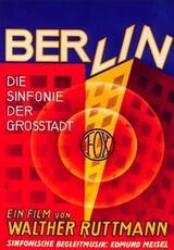 Berlin: Die Sinfonie der Großstadt - Poster