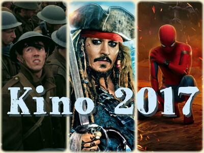 Dunkirk, Pirates Of The Caribbean 5 und Spider-Man: Homecoming