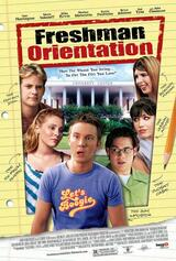 Freshman Orientation - Poster