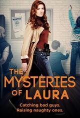 Detective Laura Diamond - Poster
