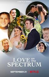 Liebe im Spektrum - Staffel 2 - Poster