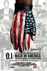 O.J.: Made in America - Poster