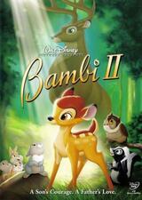 Bambi 2 - Der Herr der Wälder - Poster
