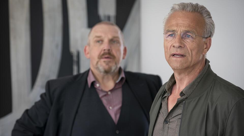 Tatort: Kaputt mit Dietmar Bär und Klaus J. Behrendt