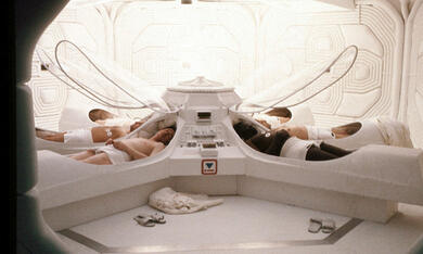 Alien - Das unheimliche Wesen aus einer fremden Welt mit Sigourney Weaver, Ian Holm, Tom Skerritt, Yaphet Kotto und Veronica Cartwright - Bild 10