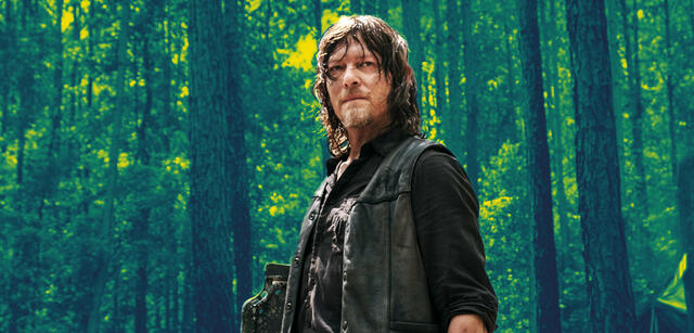 Norman Reedus in The Walking Dead