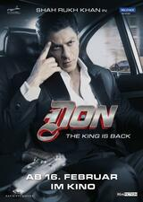 Don 2 - The King is back - Poster