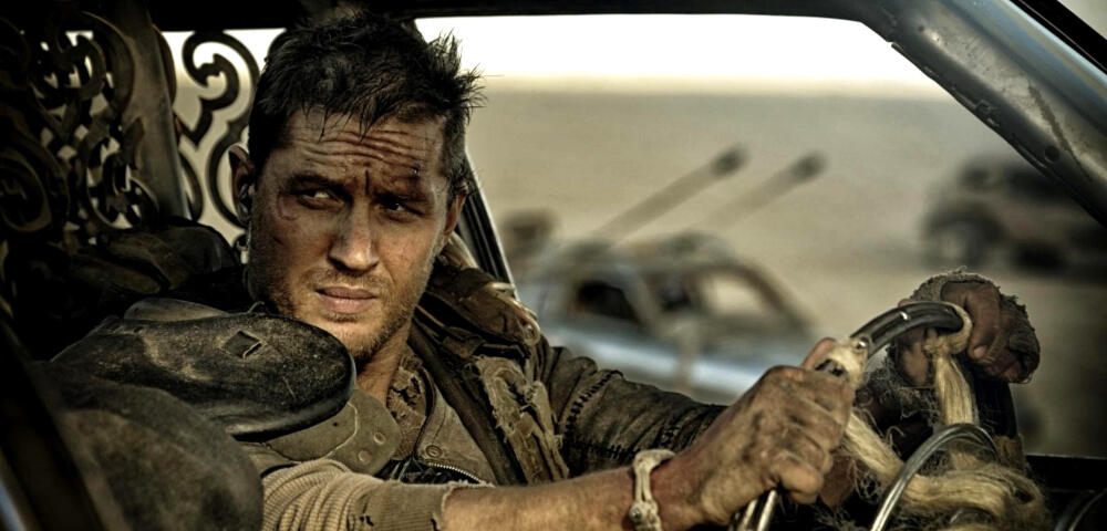 Mad Max   Tom Hardy unterschrieb für zwei Fury Road Sequels