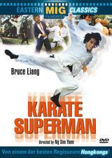 Karate Superman - Poster