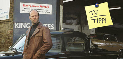 Jason Statham in Bank Job
