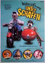 Wallace & Gromit unter Schafen - Poster