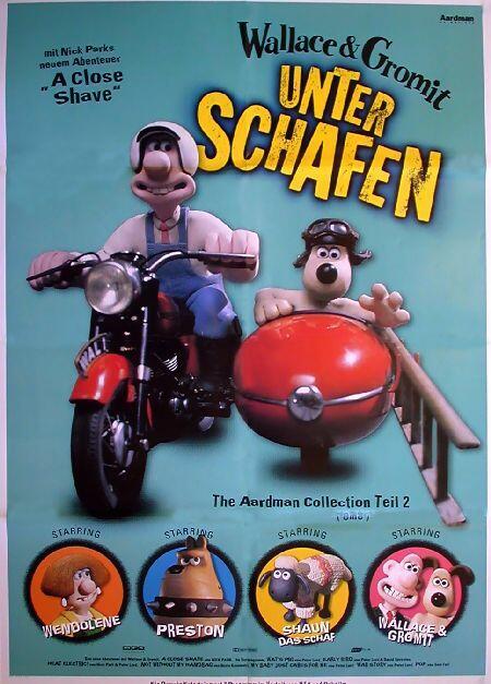 Wallace & Gromit unter Schafen - Bild 2 von 7