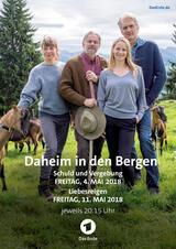 Daheim in den Bergen - Schuld und Vergebung - Poster