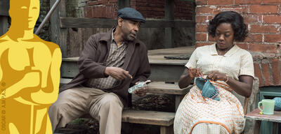 Fences mit Denzel Washington und Viola Davis