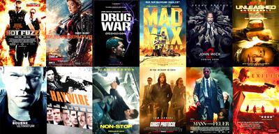 Die besten Actionfilme seit 2000