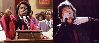 Das Leben von James Brown wird zum Film - dank Mick Jagger