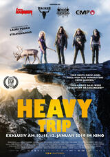 Heavy Trip - Poster