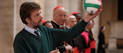 Moretti in Habemus Papam