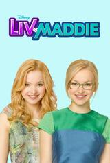 Liv und Maddie - Staffel 2 - Poster