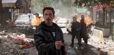 The Avengers 3: Infinity War