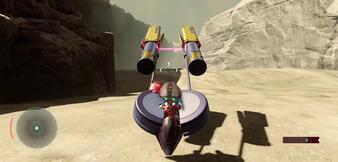 Podrennen in Halo 5