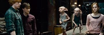 Harry Potter 7.1: Hauselfen Dobby & Kreacher - ohne Winky
