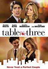 Table for Three - Poster