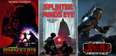 Star Wars-Filme und -Serien, die wir nie sehen werden