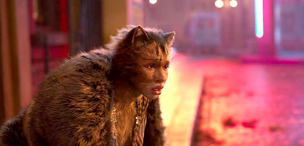Kate Hudson als Katze