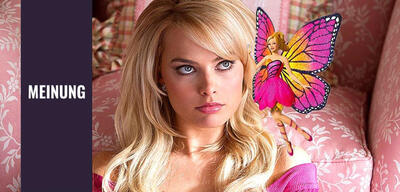 Margot Robbie wird Barbie