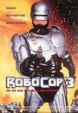 RoboCop 3 - Poster