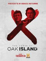 Die Schatzsucher von Oak Island - Poster