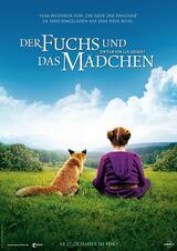 Der Fuchs und das Mädchen - Poster