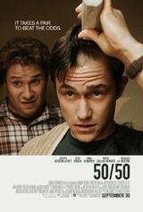 50/50 - Freunde fürs (Über)Leben - Poster