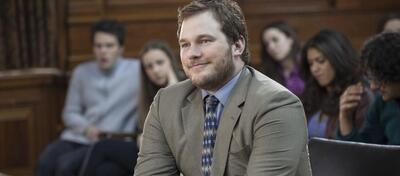 Chris Pratt in Der Lieferheld