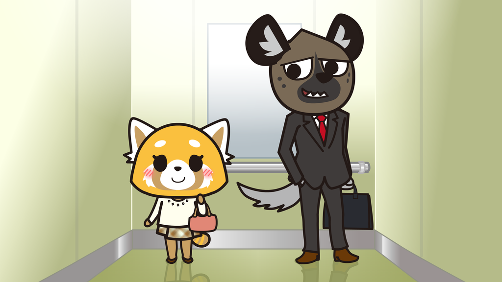 Aggretsuko - Staffel 2
