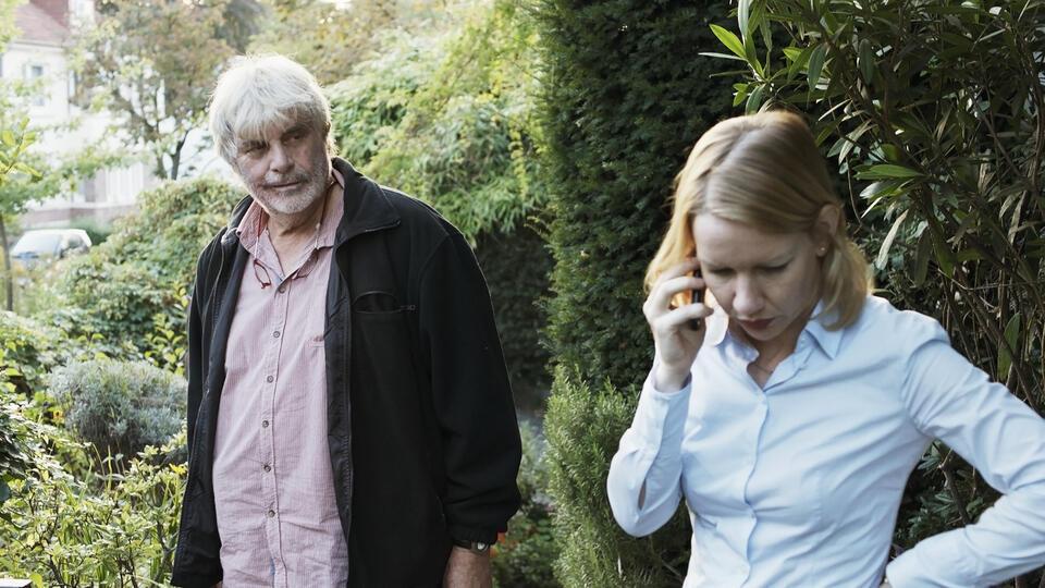 Toni Erdmann mit Sandra Hüller und Peter Simonischek