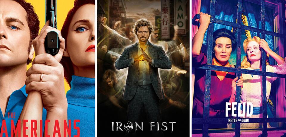 Die besten internationalen Serienstarts im März 2017