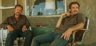 Chris Pine und Ben Foster in Hell or High Water