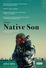 Native Son - Poster