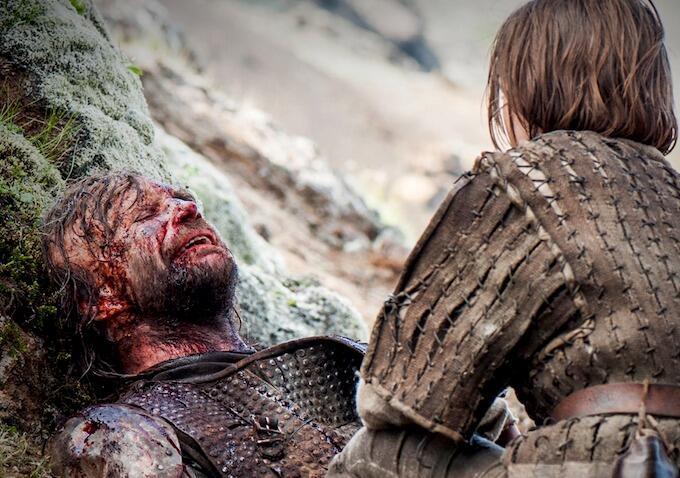 Game of Thrones - Staffel 4 mit Maisie Williams und Rory McCann