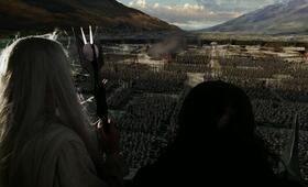 Der Herr der Ringe: Die zwei Türme mit Christopher Lee und Brad Dourif - Bild 9