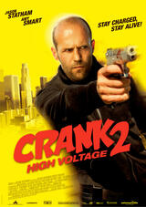 Crank 2: High Voltage - Poster